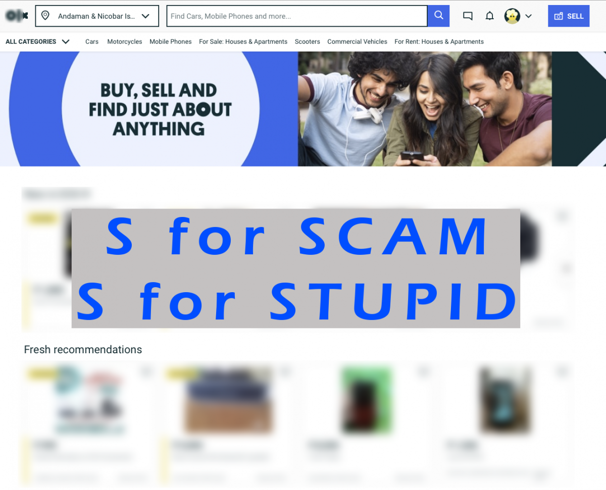 Popular OLX Scams and Why They Still Work