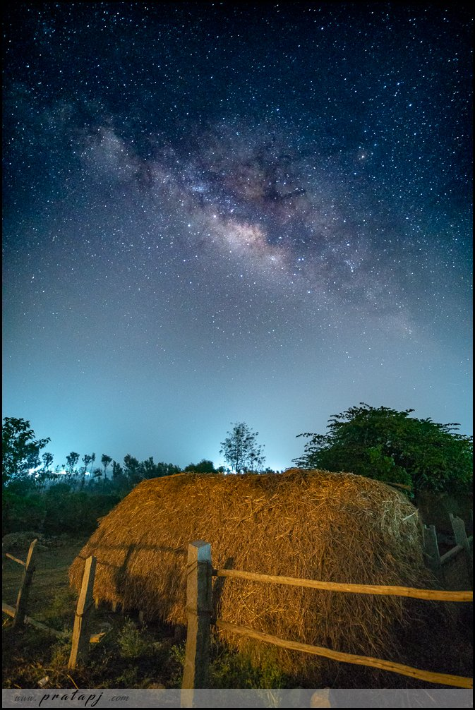 Astrophotography at Chiguru farm