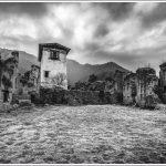 Remains of Drukyel-Dzong in Bhutan