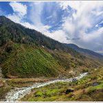 The Village of Sankri on the Har-Ki-Dun Trek