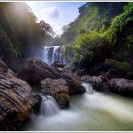 Sathodi Falls near Yellapur