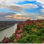 View from Gandikota Fort