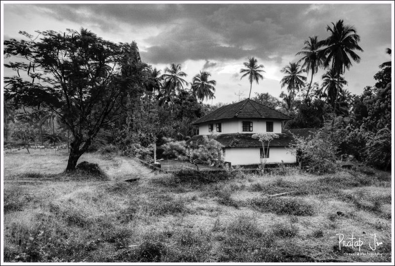 An Indian Village House