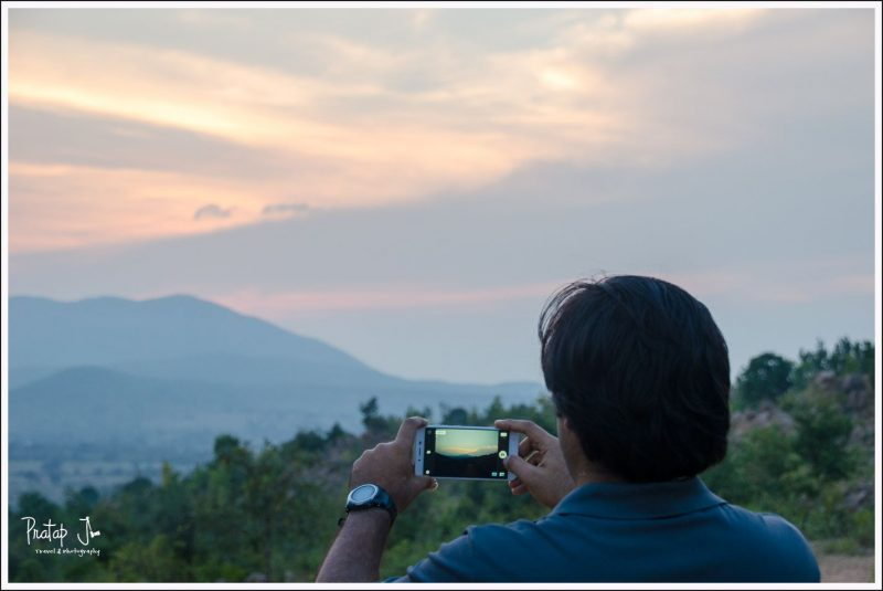Capturing beautiful scenary with the Asus Zenphone 3 Max