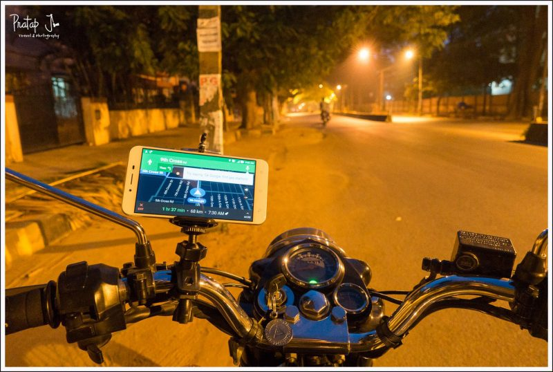 Using Google Maps with the Asus Zenphone 3 Max