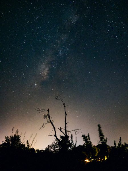 Milky Way After Processing