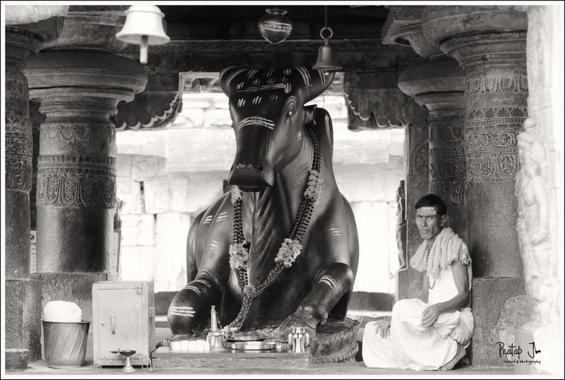 Nandi at Pattadakal