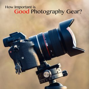 Five Reasons Why Gear is Important!