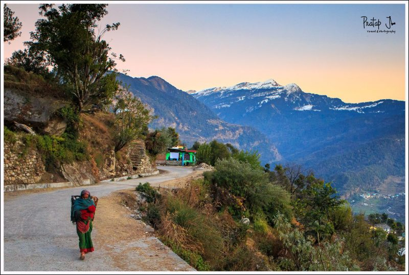 Life in the Himalayas