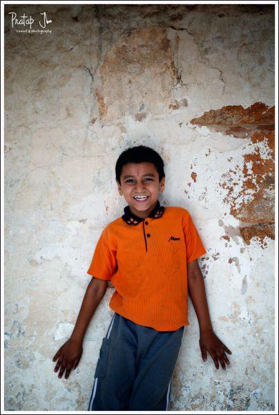 Local Village Boy