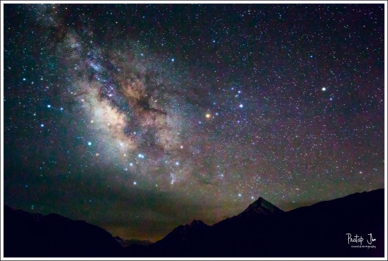 Milky Way at Chandratal Lake