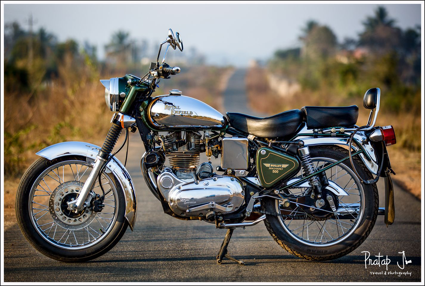 Painting And Restoring A Royal Enfield Bullet Photography By Pratap J
