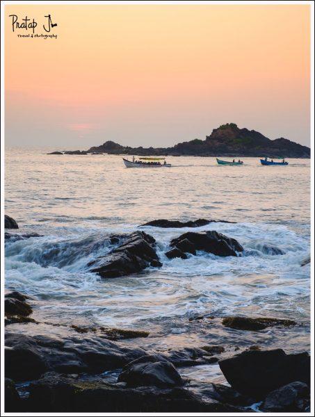 Sunset at Gokarnaa