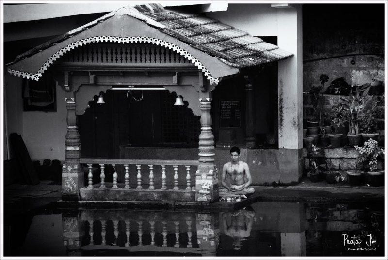 Udupi Sri Krishna Temple. Nov, 2009