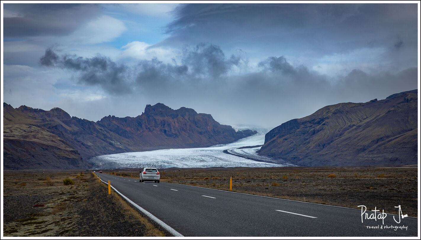 The roads in Iceland are fantastic and very inviting for a self drive